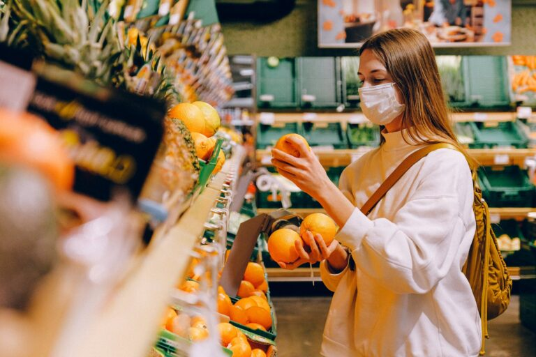 Grocery Shopping During COVID19